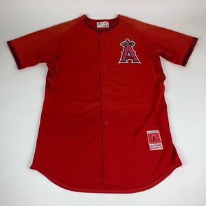 Los Angeles Angels MLB Authentic Majestic Jersey